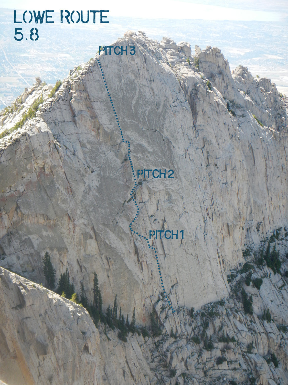 Photo: mountain project.com